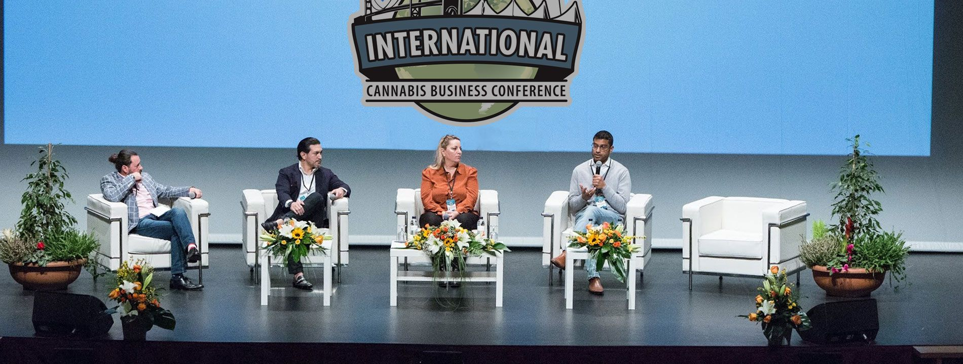 Barcelona International Cannabis Business Conference presenters