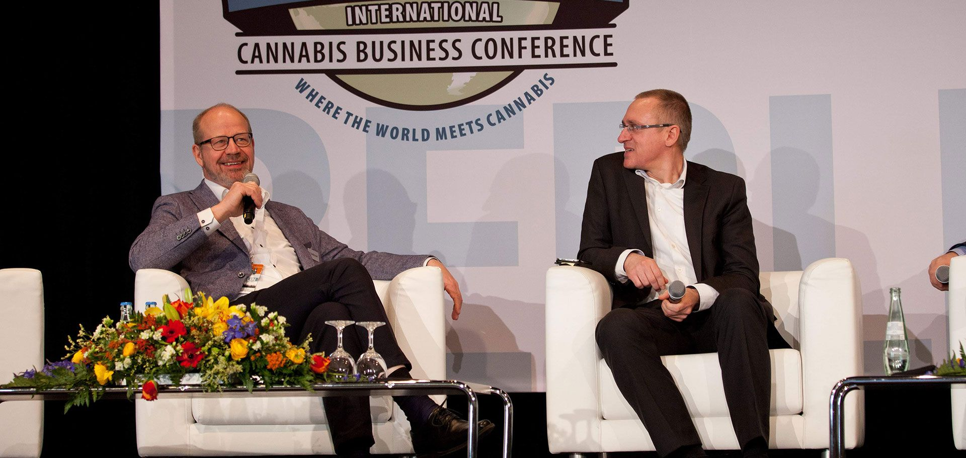 Berlin Germany cannabis conference speakers
